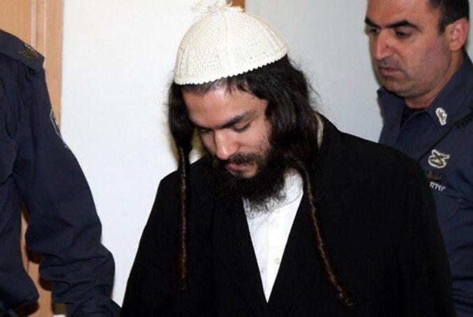 Ben Uliel, assassin de la famille Dawabsheh