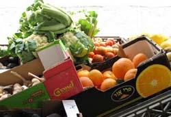 Arnaque sur l'étiquetage des fruits exportés par Israël
