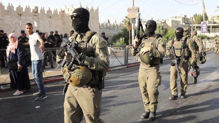 Rapport de B'Tselem sur les violences et punitions collectives israéliennes à Jérusalem-Est