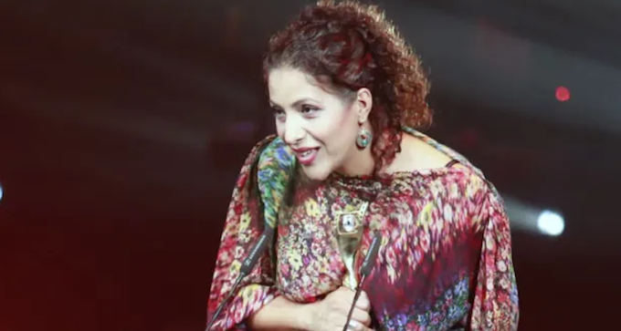 Ruba Bilal Asfour actrice de télévision israélienne renonce à un prix
