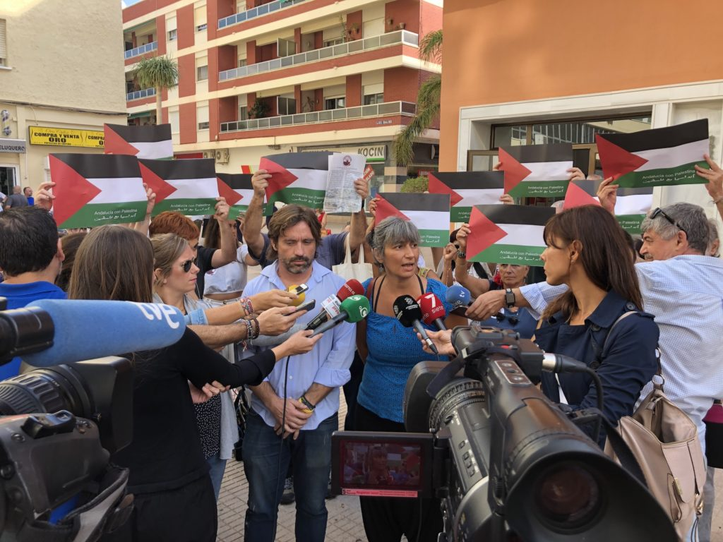 Victoire BDS à Cadix (Espagne)