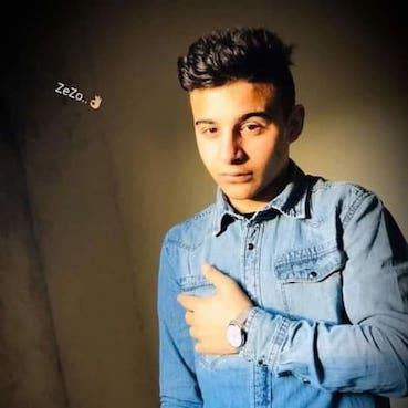 Ziad Qaisia, 15 ans, tué par l'armée israélienne