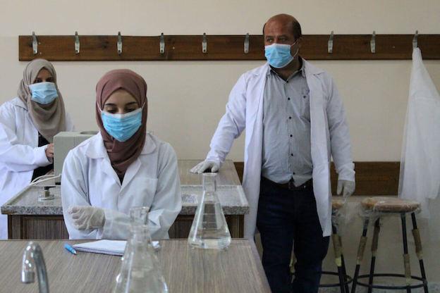 Nouvelle flambée de coronavirus en Cisjordanie