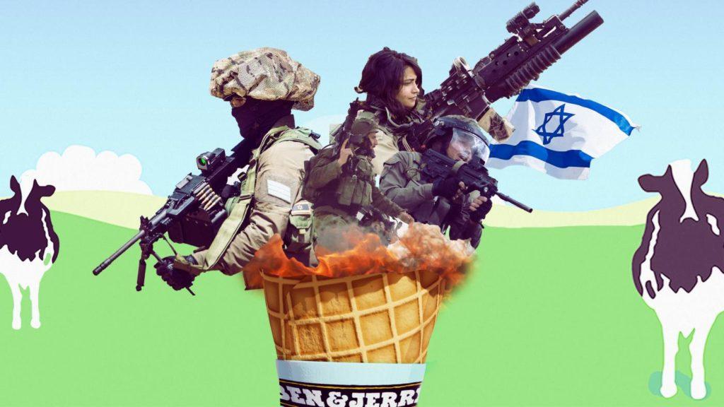Ben & Jerry's Israël Palestine apartheid