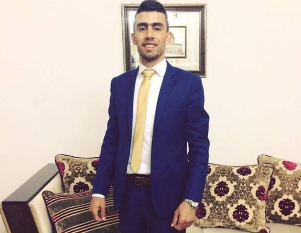 Ahmad Erakat, neveu de Saëb Erakat, secrétaire général de l'Organisation de libération de la Palestine (OLP), assassiné par l'armée israélienne, alors qu'il se rendait au mariage de sa soeur.