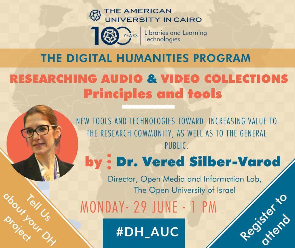 Grâce à la mobilisation des étudiants des des professeurs égyptiens, l'Israélienne Vered Silber-Varo, n'aura pas pu prendre la parole ce lundi à l'Université Américaine du Caire.