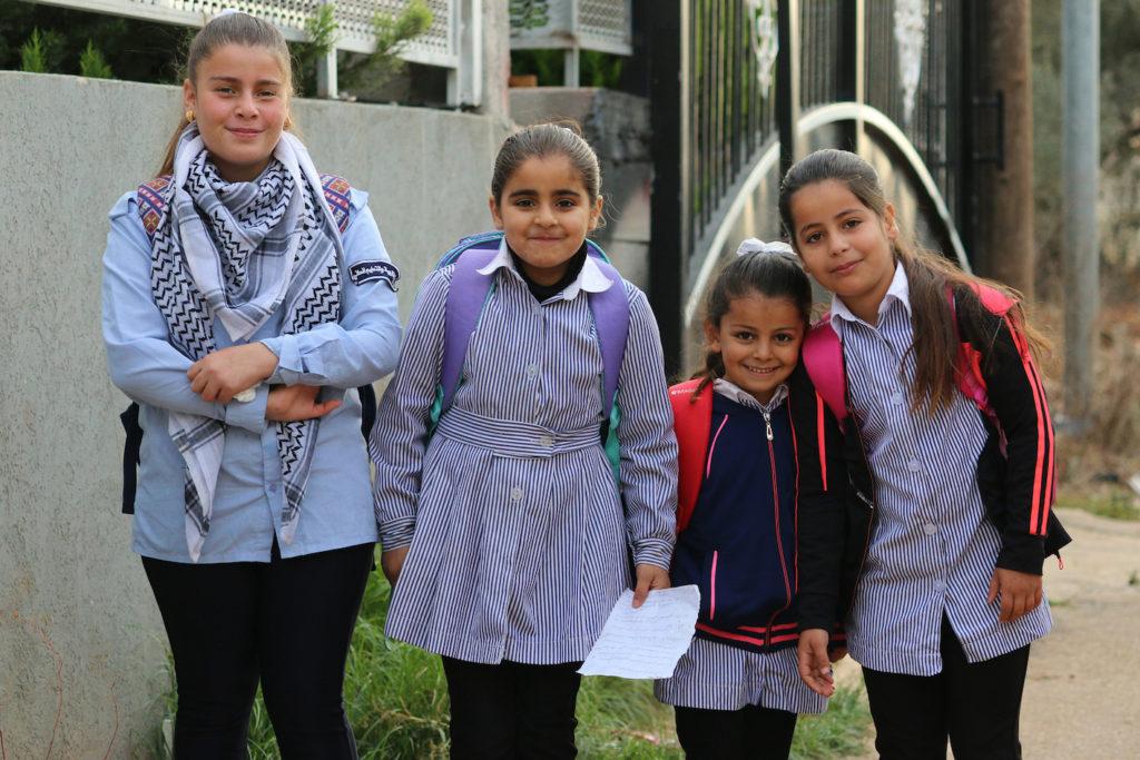 Le parcours du combattant pour les enfants palestiniens qui vont à l'école