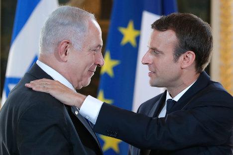 """Plan d'annexion : les """"menaces"""" de la France"""