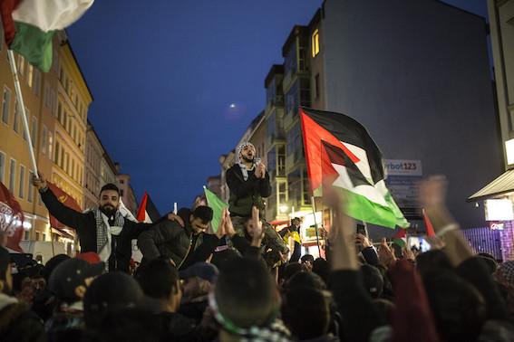 Le parti de gauche allemand Die Linke appelle à des sanctions contre Israël
