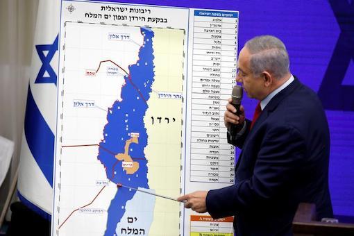 Levée de boucliers au Canada contre l'annexion par Israel d'une partie de la Cisjordanie