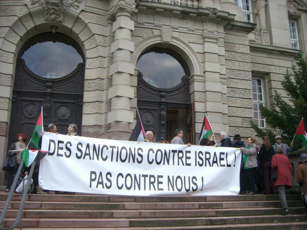 Les attendus du jugement de la CEDH concernant l'appel au boycott des produis israéliens