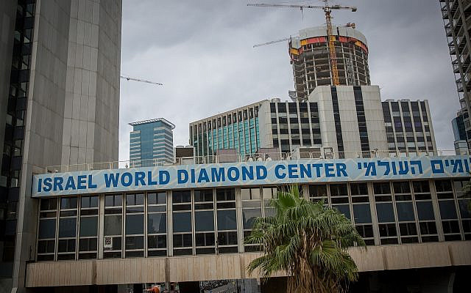 Israël : L'industrie du diamant en chute libre