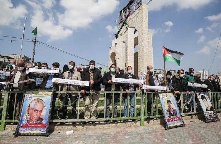 Coronavirus: les prisonniers palestiniens n'ont pas droit à la distanciation physique
