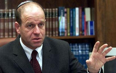 Avraham Burg, ancien président du parlement israélien demande un embargo contre Israel
