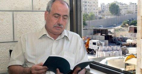 Arrestation du célèbre cartographe palestinien  Khalil Tafakji à Jérusalem