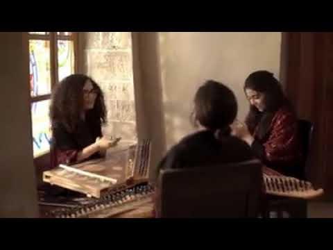 """""""Parfum de Gitane"""", interprété par les jeunes musiciens du Conservatoire Edward Saïd de Gaza."""
