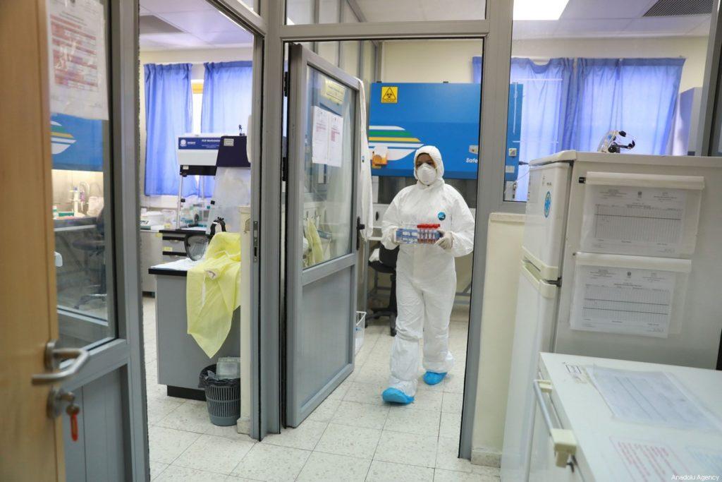 Israël détruit un centre de dépistage du coronavirus