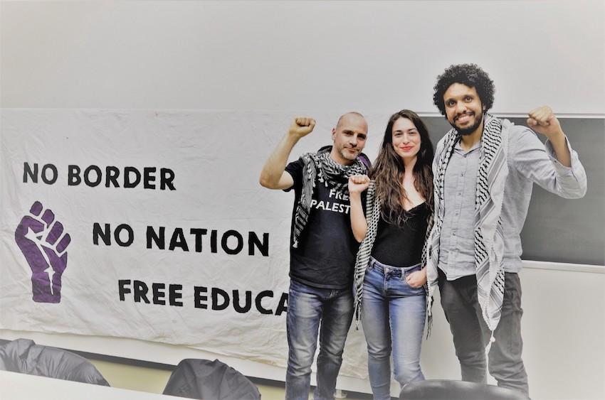 Relaxe pour les trois militants BDS de Berlin !