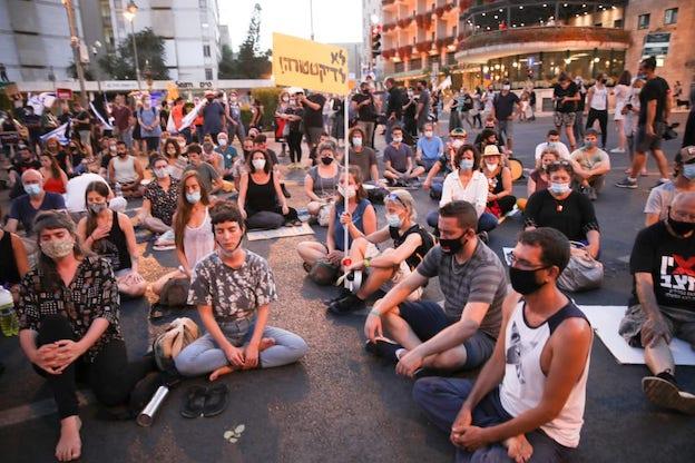 Des milliers de manifestants à nouveau dans la rue contre Netanyahou