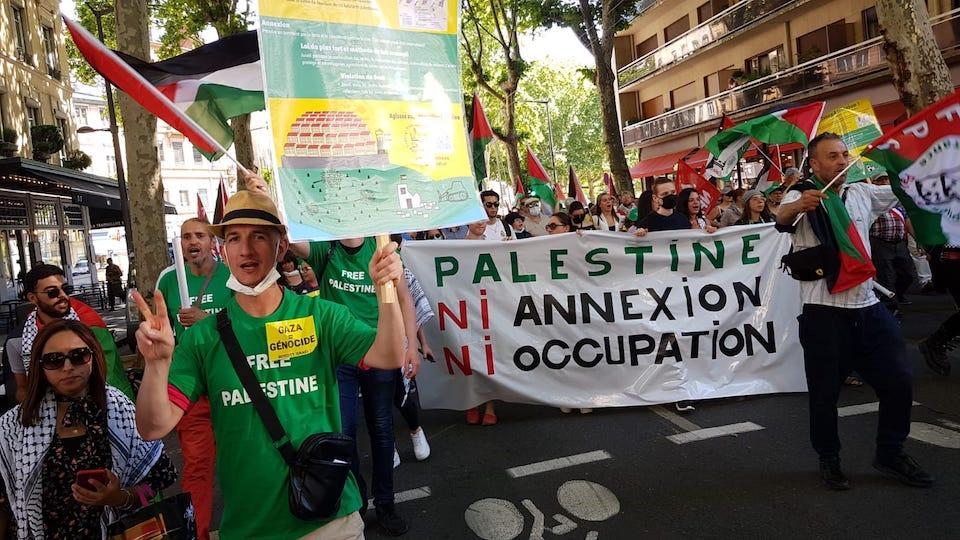 Manifestations réussies à Lyon et Montpellier