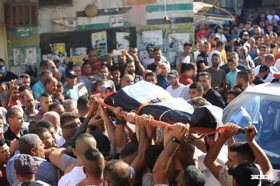 Dalia Samoudi, 23 ans, assassinée par Israël à Jénine