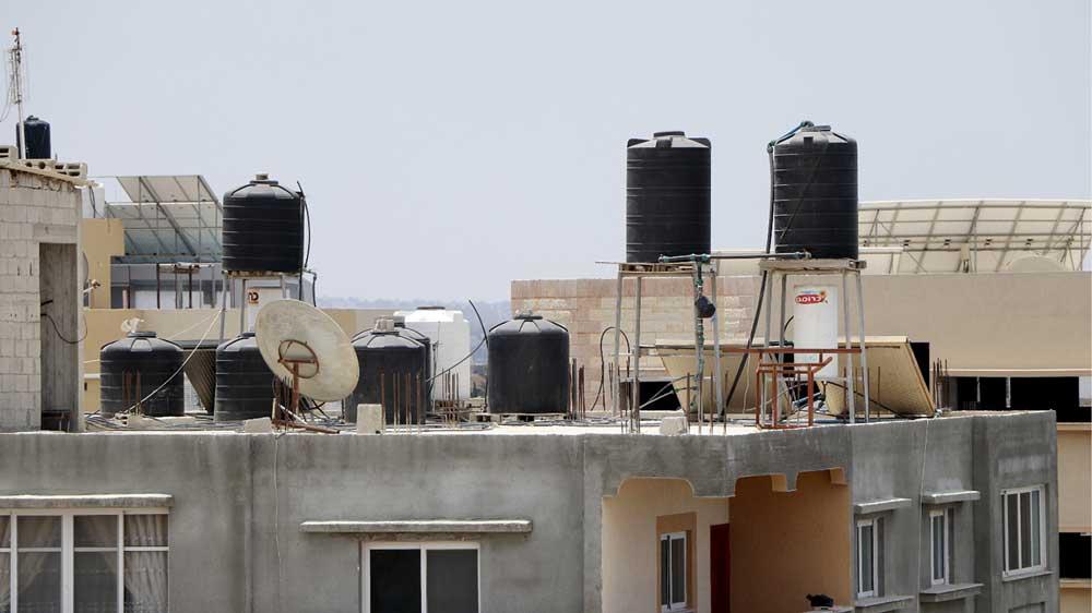 La torture de l'eau à Gaza : Témoignages