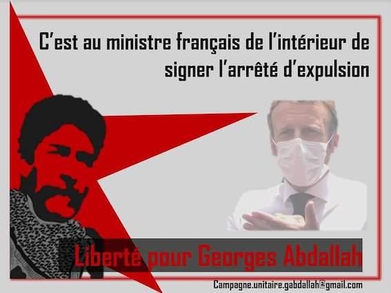 Qu'attend le ministre français de l'intérieur pour signer la libération de Georges Abdallah ?