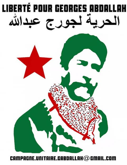Georges Abdallah : mobilisation !