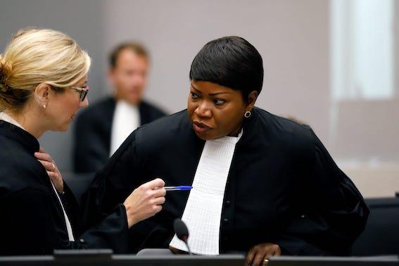 Trump sanctionne Fatou Bensouda, procureure de la Cour pénale internationale
