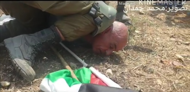 Brutale répression de l'armée israélienne à Tulkarem, (Nord de la Cisjordanie occupée) où se tenait mardi  1er septembre 2020 une manifestation pacifique contre le vol de terres palestiniennes