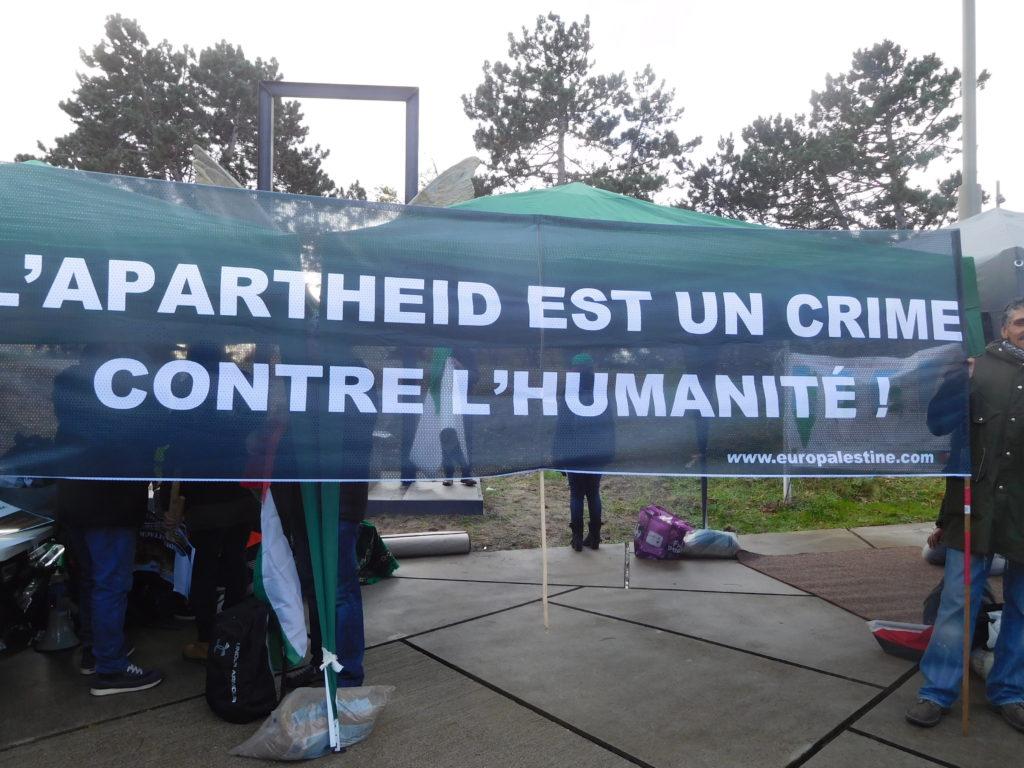Grande-Bretagne : motion du TUC contre l'apartheid israélien