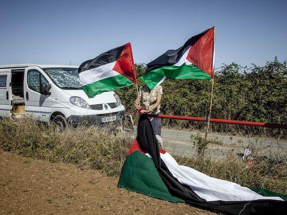 Expulsion de l'apartheid israélien de toutes les compétitions sportives !