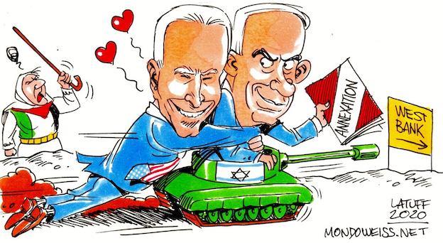 Des Démocrates demandent un droit de veto pour Israel sur la politique militaire américaine !