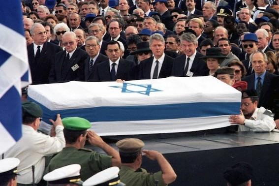 Yitzhak Rabin : tout sauf un homme de paix, par Amira Hass