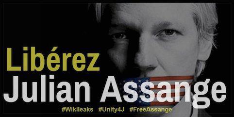 Quelle mobilisation des journalistes pour Julian Assange ?