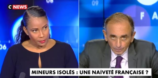 """""""Le racisme à CNews: un business model"""""""