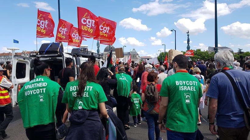 Boycott des produits israéliens : la France va se faire condamner à nouveau par la CEDH