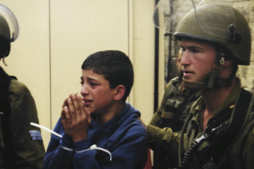 20 novembre : Journée mondiale des droits de l'enfant* : Contre la détention et la torture des enfants palestiniens : Agissons !