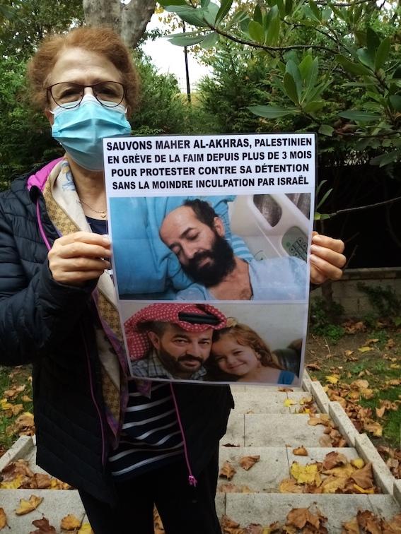 Sauvons Maher Al-Akhras ! (Photos)