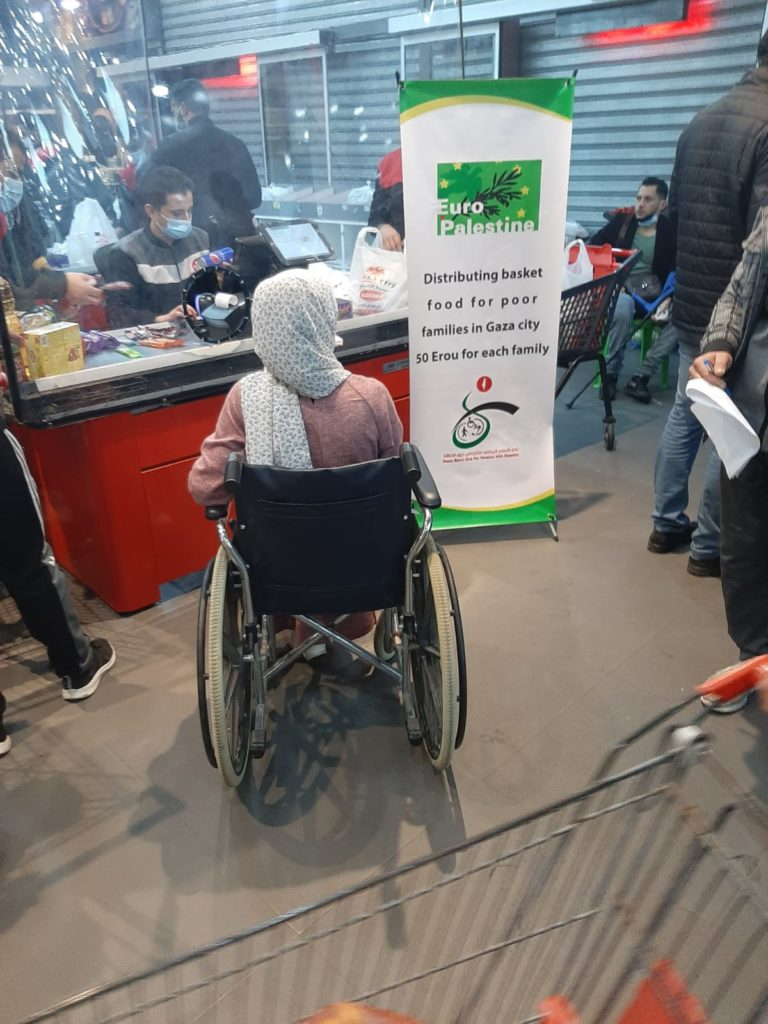 Dons pour la Palestine : un premier bilan encourageant ! (Photos)