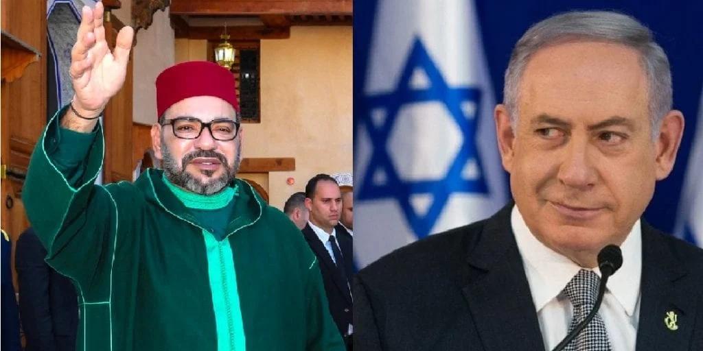 La nausée : M6 officialise la normalisation des relations avec Israel.