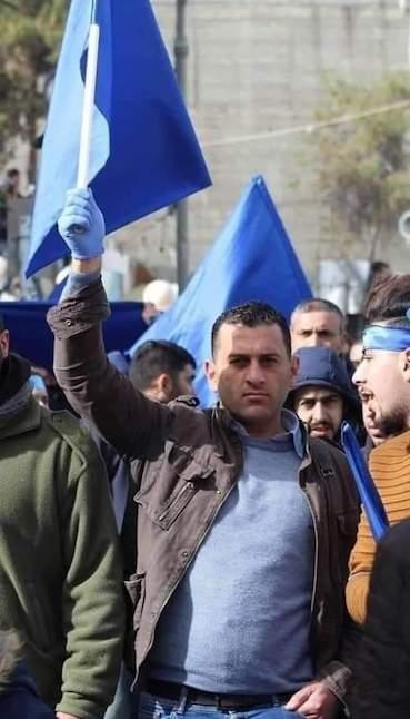L'Autorité Palestinienne arrête un militant d'Hébron ! (Photos)
