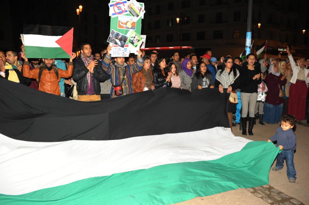 Les protestations se multiplient au Maroc contre la normalisation avec Israël
