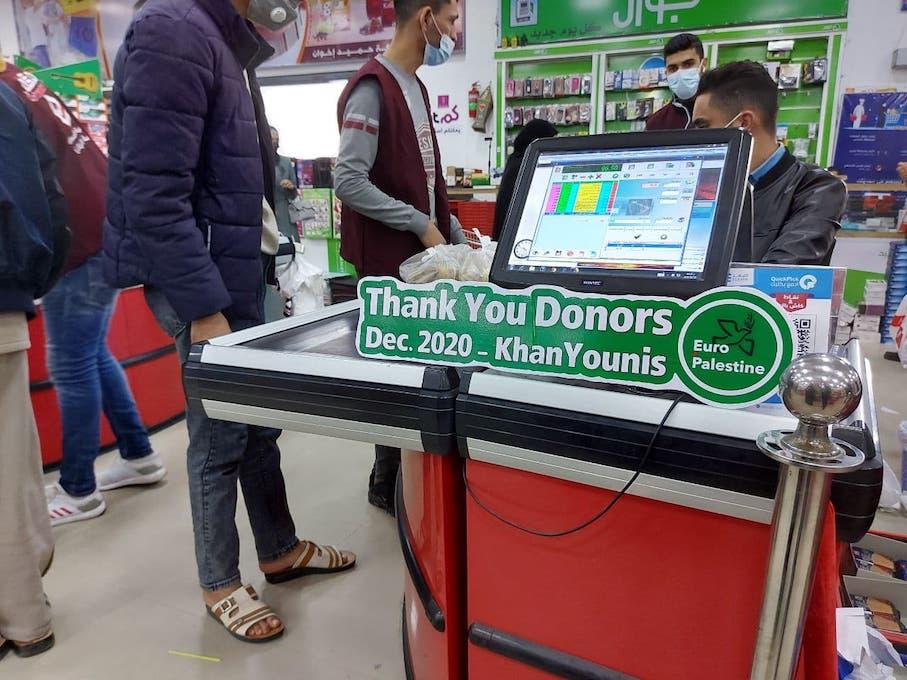 100 familles de plus ont bénéficié de vos dons à Khan Younes (Vidéo)