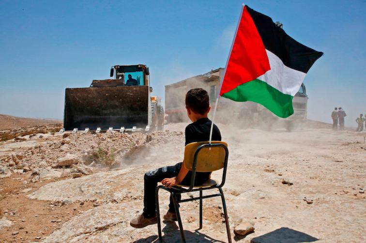 Le film qu'il faut  montrer sur la vie des Palestiniens (Vidéo)