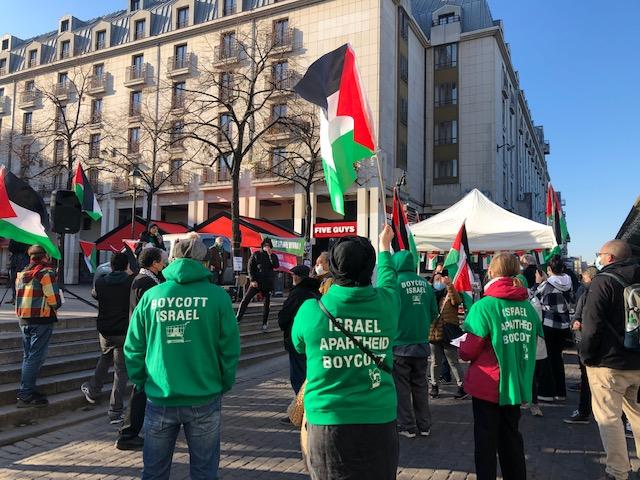 BDS : Ça compte pour les Palestiniens !