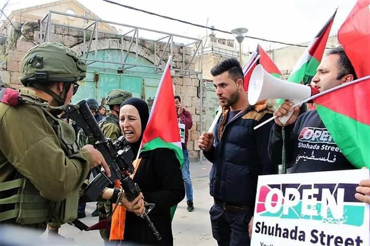 Appel au secours des militants d'Hébron !