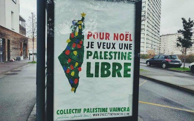 Menaces, plaintes, appels à dissolution : quand l'extrême droite pro-israélienne tente d'intimider le Collectif Palestine Vaincra