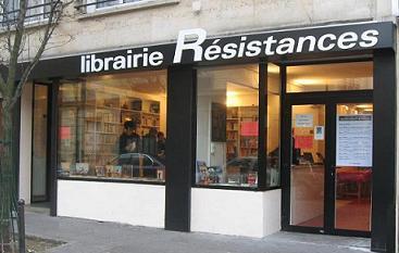 Librairie Résistances : nouveautés