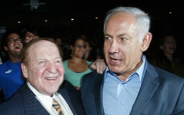 Sheldon Adelson, le grand argentier de Trump et Netanyahou, est mort